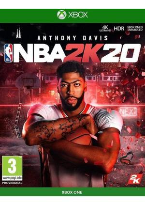 XBOXONE NBA 2K20 - GamesGuru