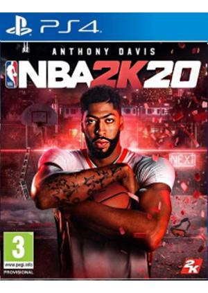 PS4 NBA 2K20 - GamesGuru