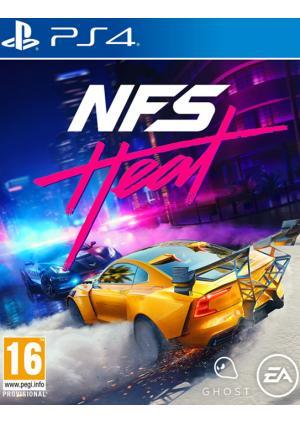 PS4 Need for Speed Heat - GamesGuru