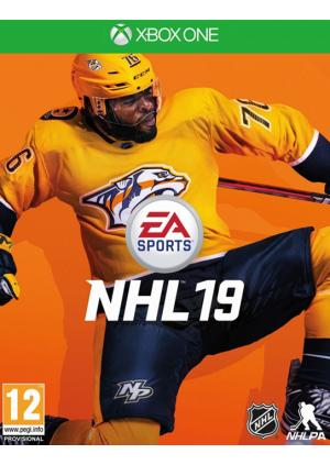 XBOX ONE NHL19 - GamesGuru