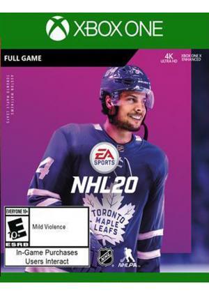 XBOX ONE NHL 20 - GamesGuru