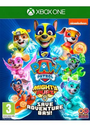 XBOX ONE Paw Patrol: Mighty Pups Save Adventure Bay - GamesGuru