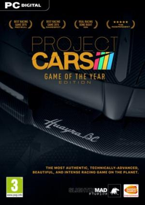 PROJECT CARS GOTY