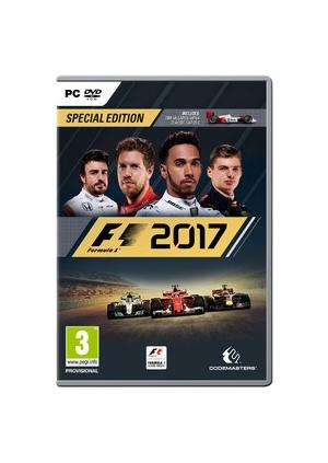 PC F1 2017 Special Edition