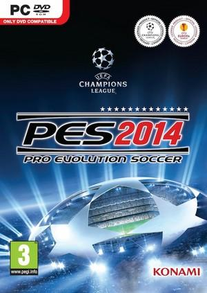 GamesGuru-Pro Evolution Soccer 2014-PES 2014-Originalna igrica za PC