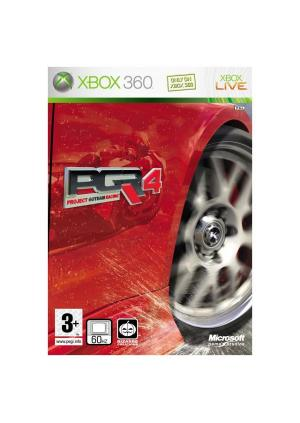 XBOX 360 PROJECT GOTHAM RACING 4 PGR 4