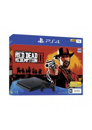 PlayStation PS4 1TB Bundle Red Dead Redemption - GamesGuru