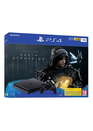 PlayStation PS4 1TB + Death Stranding - GamesGuru