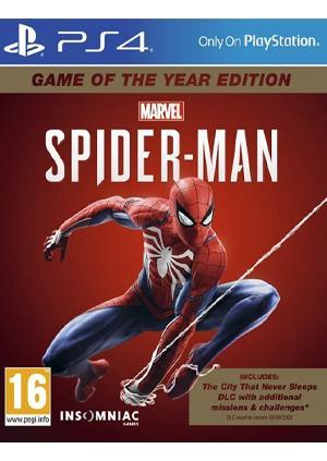 PS4 Marvel's Spider-Man - Game of the year - GamesGuru