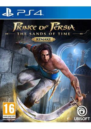 PS4 Prince of Persia Sands of Time Remake - GamesGuru