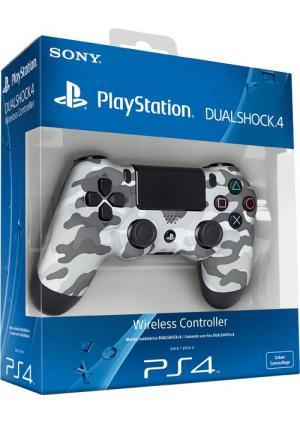 DualShock 4 Wireless Controller PS4 Urban Camo
