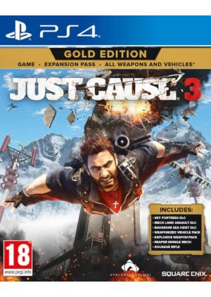 Just Cause 3 Gold Edition - GamesGuru