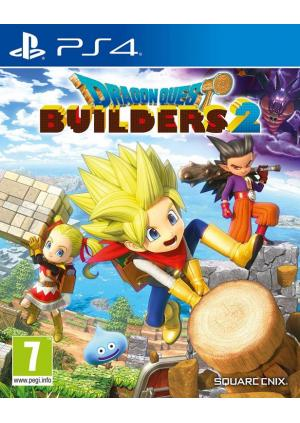 PS4 - Games Guru - Dragon quest builders 2