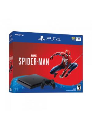 PlayStation PS4 1TB Bundle Spider-man - GamesGuru