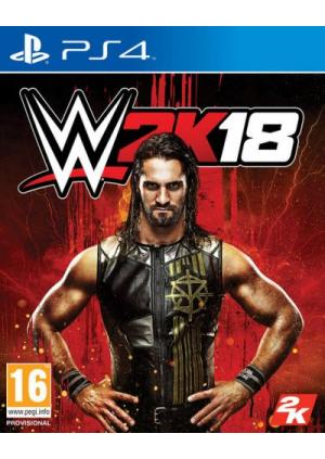 PS4 WWE 2K18 Standard Edition