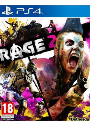 PS4 Rage - GamesGuru