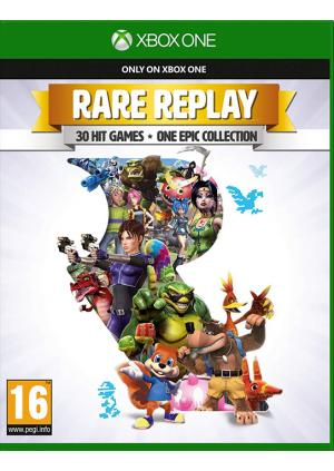 Second Hand XBOX ONE Rare Replay - GamesGuru