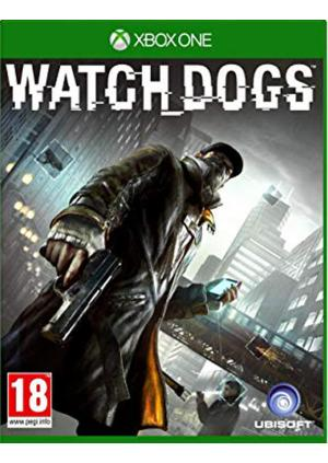 Second Hand XBOX ONE Watch Dogs - GamesGuru