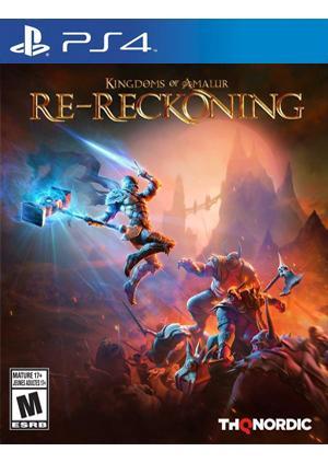 PS4 Kingdoms of Amalur Re-Reckoning - GamesGuru