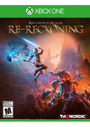 XBOX ONE Kingdoms of Amalur Re-Reckoning - GamesGuru