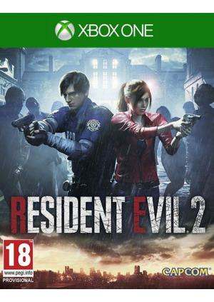 XBOX ONE Resident Evil 2 - GamesGuru