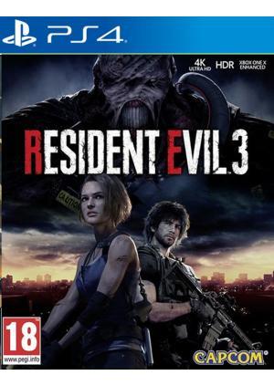 PS4 Resident Evil 3 Remake - Gamesguru