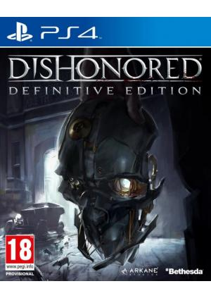 DISHONORED DEFINITIVE EDITION GOTY HD