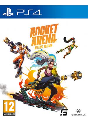Rocket Arena - Mythic Edition - GamesGuru