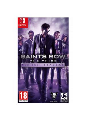 Switch Saints Row The Third - GamesGuru