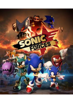 XBOXONE Sonic Forces Day One Edition
