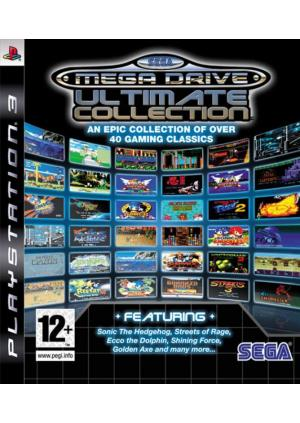 PS3 SEGA ULTIMATE COLLECTION