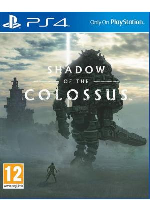 PS4 - SHADOW OF THE COLOSSUS