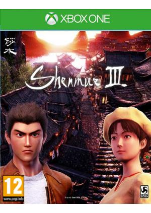 XBOX ONE Shenmue III - GamesGuru