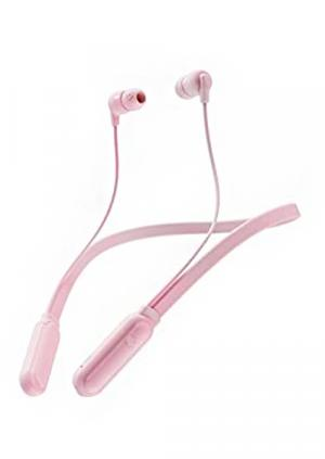 Skullcandy Inkd Plus Wireless in-Earphone with Mic (Pastels//Pink) - GamesGuru
