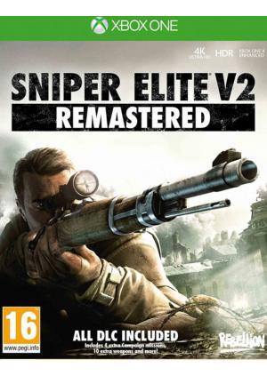 XBOXONE Sniper Elite V2 Remastered - GamesGuru