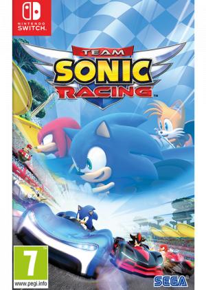 Switch Team Sonic Racing - GamesGuru