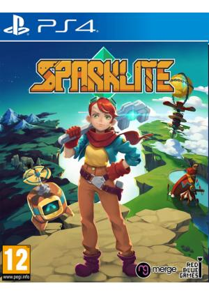 PS4 Sparklite - GamesGuru
