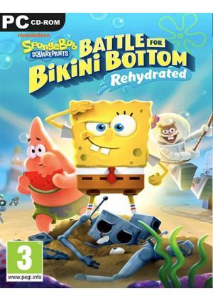 PC Spongebob SquarePants: Battle for Bikini Bottom - Rehydrated - GamesGuru