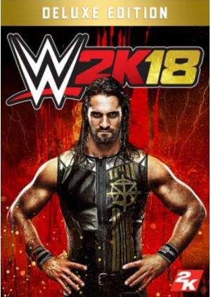Switch WWE 2K18 Deluxe Edition