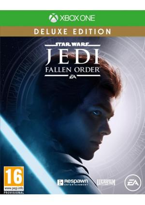 XBOX ONE Star Wars: Jedi Fallen Order Deluxe Edition - GamesGuru
