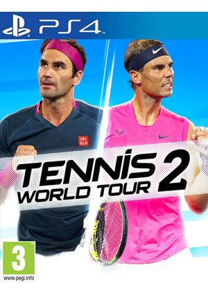PS4 Tennis World Tour 2 - GamesGuru