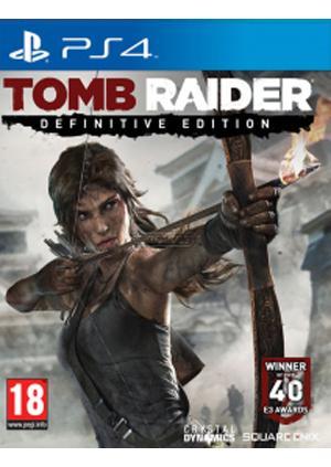 PS4 Tomb Raider Definitive Edition - GamesGuru