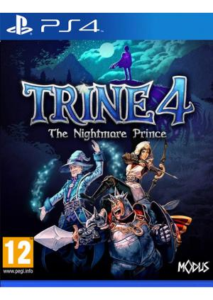 PS4 Trine 4: The Nightmare Prince - GamesGuru