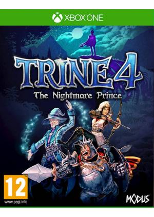 XBOXONE Trine 4: The Nightmare Prince - GamesGuru
