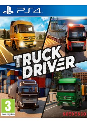 PS4 Truck Driver - GamesGuru