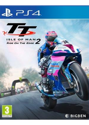 PS4 TT Isle of Man - Ride on the Edge 2 - GamesGuru