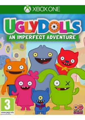 XBOXONE Ugly Dolls: An Imperfect Adventure - GamesGuru