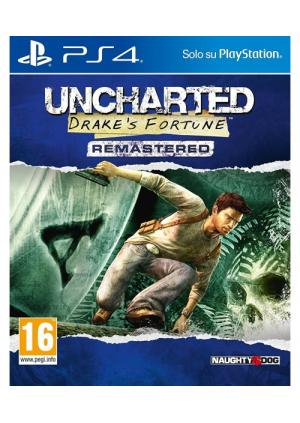 PS4 UNCHARTED DRAKE'S FORTUNE REMASTERED