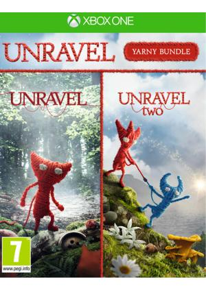 XBOXONE Unravel Yarney Bundle- GamesGuru