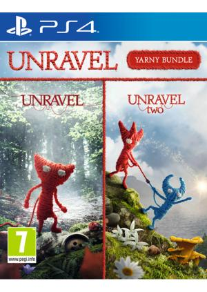 PS4 Unravel Yarney Bundle - GamesGuru